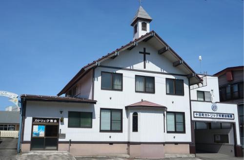 カトリック教会外観