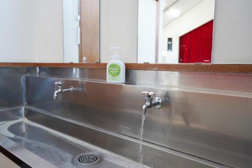 ホール手洗い場