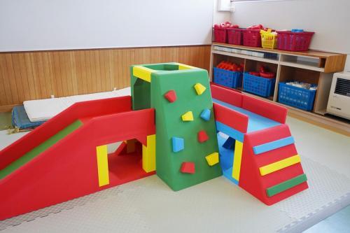 2階ホール設置遊具